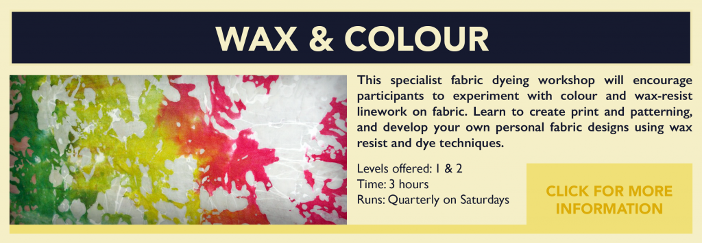 wax-and-colour