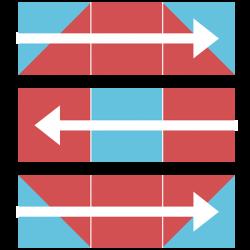 seam directions