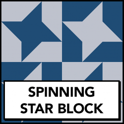 May Spinning Star