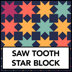 december saw tooth star