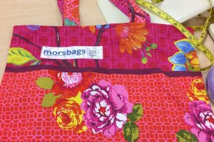 Making Morsbags