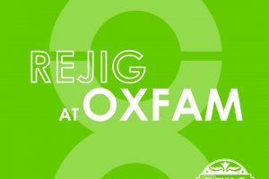 Rejig Sessions at Oxfam