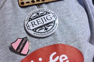 Rejig at the Maker Faire, Life Science Centre, Newcastle